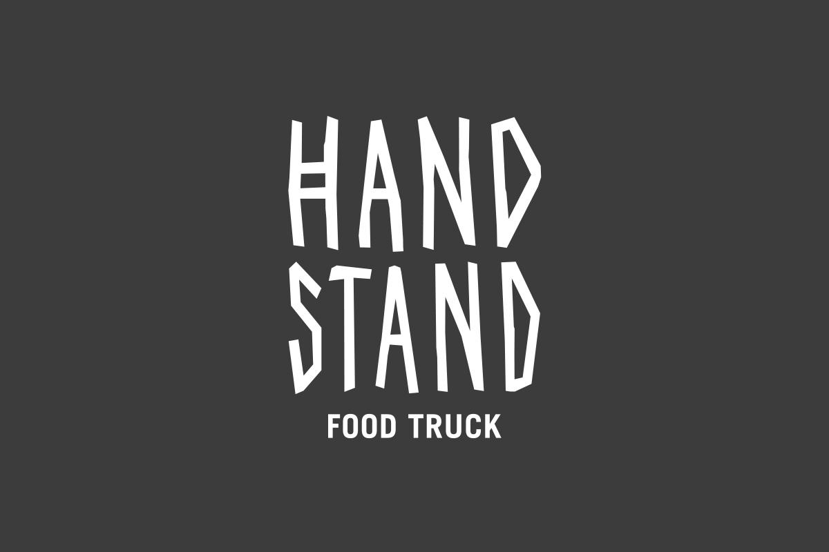 Logo der Abschlussarbeit »Handstand« von Felix Koch
